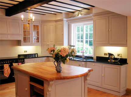 Kitchen on Deepdale Studio Ltd   Bespoke Kitchens